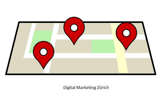 digital marketing zurich