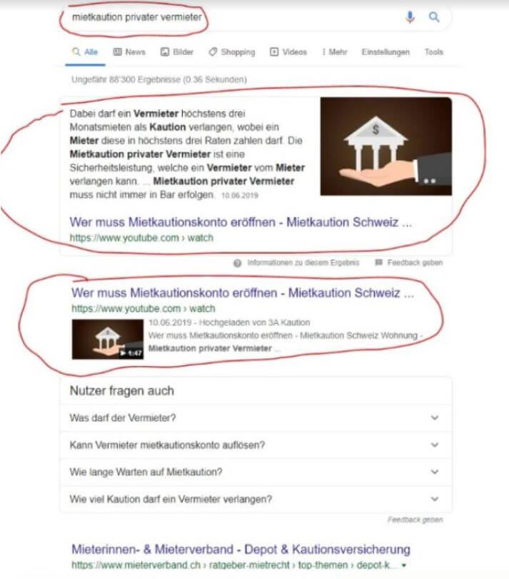 online marketing agentur zurich