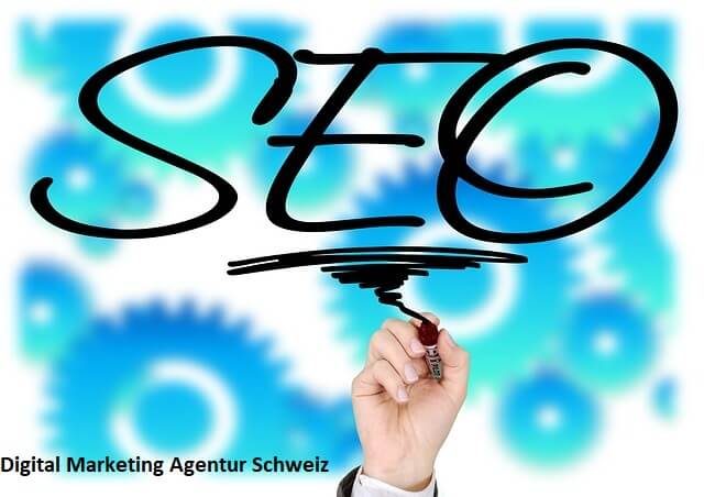 digital marketing agentur schweiz