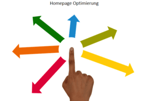 homepage optimierung