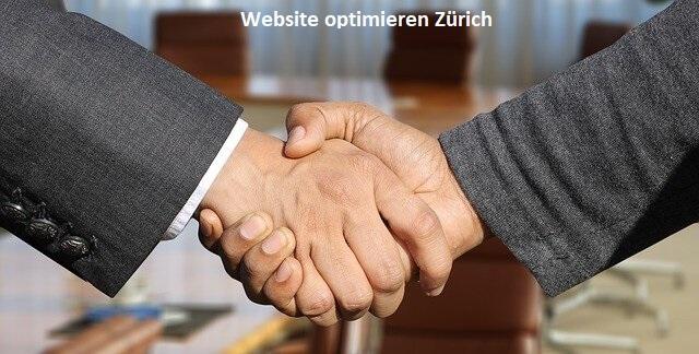 website google optimieren zurich