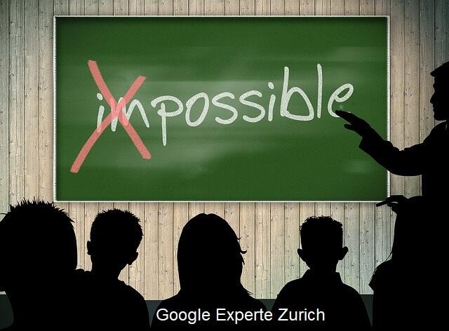 google experte zurich